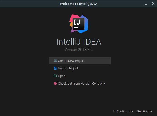Tvorba JavaFX aplikace za pomoci Gradlu