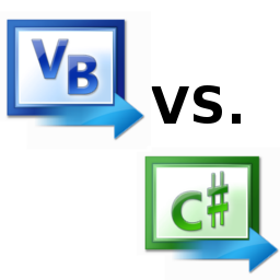 Visual Basic .NET vs C# .NET