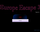 Hra v PowerPointu - Europe Escape 3