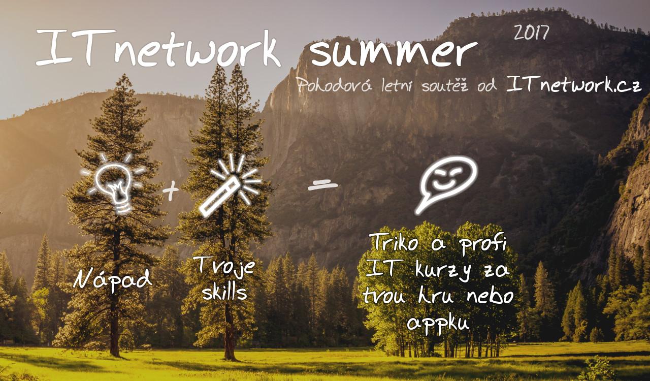 ITnetwork Summer 2017