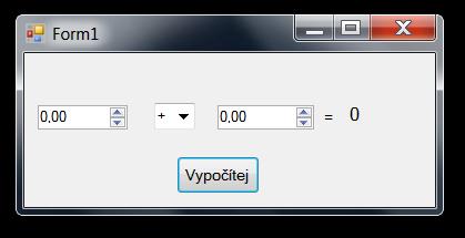 Vybrání položky ComboBoxu vVB.NET