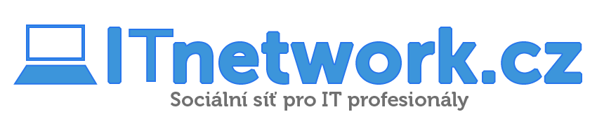 IT network logo