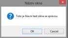 Windows Forms - Dialogy